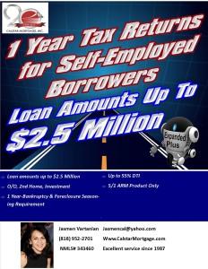1 year tax